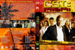 CSI: Miami – Season 2 (2004) R1 Custom Cover