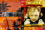 CSI: Miami – Season 3 (2005) R1 Custom Cover