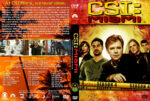 CSI: Miami – Season 4 (2006) R1 Custom Cover