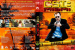 CSI: Miami – Season 5 (2007) R1 Custom Cover