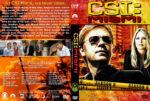 CSI: Miami – Season 6 (2008) R1 Custom Cover & labels