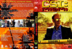 CSI: Miami – Season 7 (2009) R1 Custom Cover & labels