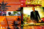 CSI: Miami – Season 9 (2011) R1 Custom Cover & labels