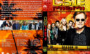 CSI: Miami - Season 10 (2012) R1 Custom Cover & labels