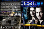 CSI: NY – Season 1 (2005) R1 Custom Cover