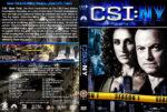 CSI: NY – Season 1 (2005) R1 Custom Cover