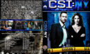 CSI: NY - Season 2 (2006) R1 Custom Cover