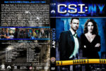 CSI: NY – Season 2 (2006) R1 Custom Cover