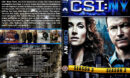 CSI: NY - Season 3 (2007) R1 Custom Cover