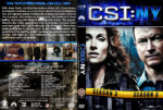 CSI: NY – Season 3 (2007) R1 Custom Cover
