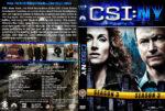 CSI: NY – Season 3 (2007) R1 Custom Cover