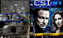 CSI: NY - Season 4 (2008) R1 Custom Cover & labels
