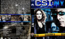 CSI: NY - Season 5 (2009) R1 Custom Cover & labels