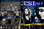 CSI: NY – Season 5 (2009) R1 Custom Cover & labels