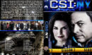 CSI: NY - Season 7 (2011) R1 Custom Cover & labels