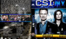 CSI: NY - Season 8 (2012) R1 Custom Cover & labels