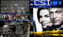 CSI: NY - Season 9 (2013) R1 Custom Cover & labels
