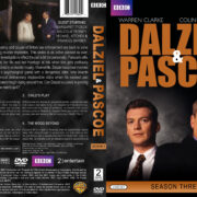 Dalziel & Pascoe – Series 3 (1998) R1 Custom Cover & labels
