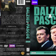 Dalziel & Pascoe – Series 5 (2000) R1 Custom Cover & labels