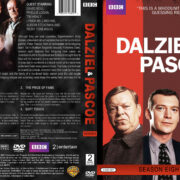 Dalziel & Pascoe – Series 8 (2004) R1 Custom Cover & labels