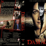 Damages – Season 1 (2007) R1 Custom Cover
