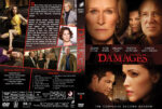 Damages – Season 2 (2009) R1 Custom Cover & labels