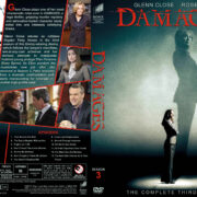 Damages – Season 3 (2010) R1 Custom Cover & labels