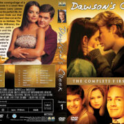 Dawson's Creek – Season 1 (1998) R1 Custom Cover & labels