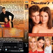 Dawson's Creek – Season 3 (2000) R1 Custom Cover & labels