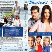 Dawson's Creek - Season 4 (2001) R1 Custom Cover & labels