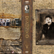 Deadwood - Season 1 (2004) R1 Custom Covers