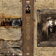Deadwood - Season 2 (2005) R1 Custom Covers