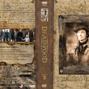 Deadwood - Season 3 (2006) R1 Custom Covers