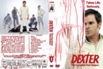 Dexter – Season 1 (2006) R1 Custom Cover