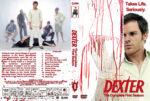 Dexter – Season 1 (2006) R1 Custom Cover