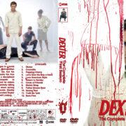 Dexter - Season 1 (2006) R1 Custom Cover