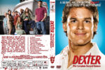 Dexter – Season 2 (2007) R1 Custom Cover & labels