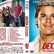 Dexter – Season 2 (2007) R1 Custom Cover & labels