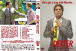 Dexter – Season 3 (2008) R1 Custom Cover & labels