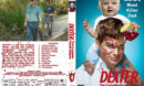 Dexter - Season 4 (2009) R1 Custom Cover & labels