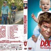 Dexter – Season 4 (2009) R1 Custom Cover & labels