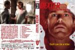 Dexter – Season 5 (2010) R1 Custom Cover & labels