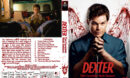 Dexter - Season 6 (2011) R1 Custom Cover & labels