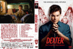 Dexter – Season 6 (2011) R1 Custom Cover & labels
