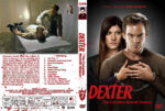 Dexter – Season 7 (2012) R1 Custom Cover & labels