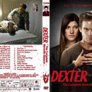 Dexter - Season 7 (2012) R1 Custom Cover & labels
