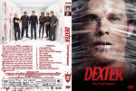 Dexter – Season 8 (2013) R1 Custom Cover & labels