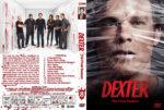 Dexter – Season 8 (2013) R1 Custom Cover & labels