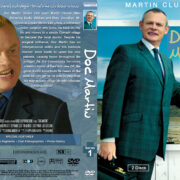 Doc Martin - Series 1 (2004) R1 Custom Cover & labels
