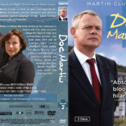 Doc Martin – Series 2 (2005) R1 Custom Cover & labels